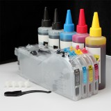 LC103 LC105 LC107  Refillable Cartridges (without Chip) & Extra Set Ink for Brother
