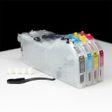 LC103 LC105 LC107  Refillable Cartridges (without Chip) for Brother