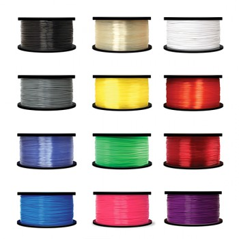 3D Printer Filament 1kg/2.2lb 1.75mm  ABS Natural