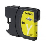 LC61 Y Compatible Brother Yellow Ink Cartridge