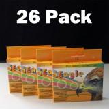 LC75 26pack Ink For Brother MFC J280W J425W J430W J435W J5910DW J625DW J6510DW