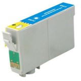 Epson T0782 (T078220) Standard Capacity Cyan Compatible Ink Cartridge