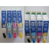 Refillable ink cartridge T0691~4 69 Epson Stylus NX510 NX415 NX515 workforce 310 315 500 600 610 615 1100 30 40 PRINTER AIO