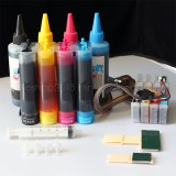 T200 CISS CIS & Extra Set Ink For EPSON Expression XP-200 XP-300 XP310 XP-400 XP-410