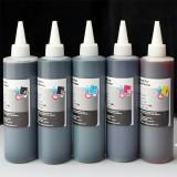 HP950 951 5 Bottles of Refill Dye ink  (Total 1250ml) for HP Printer