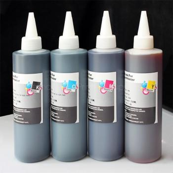4 Bottles of Refill Dye ink HP920 (Total 1000ml) for HP Printer
