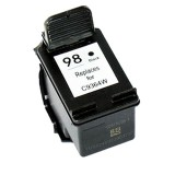 HP 98/ C9364WN Black Ink Cartridge (Remanufactured)