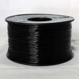 3D Printer Filament 1kg/2.2lb 1.75mm  PLA Black