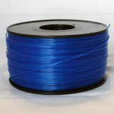 3D Printer Filament 1kg/2.2lb 1.75mm   PLA  Blue (Translucent)