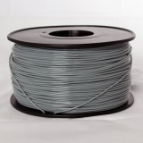 3D Printer Filament 1kg/2.2lb 1.75mm  ABS  Grey