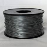 3D Printer Filament 1kg/2.2lb 1.75mm   ABS  Silver