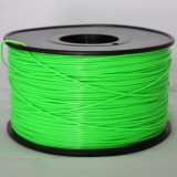 3D Printer Filament 1kg/2.2lb 1.75mm    PLA   Green