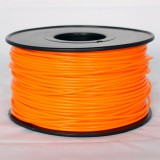 3D Printer Filament 1kg/2.2lb 1.75mm   ABS  Orange