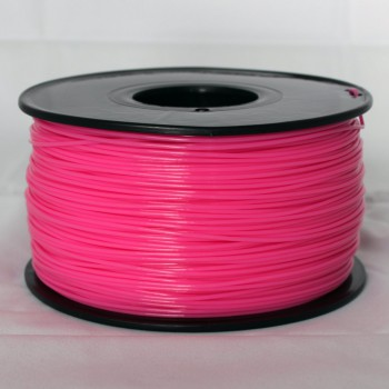 3D Printer Filament 1kg/2.2lb 1.75mm  PLA  Solid Pink
