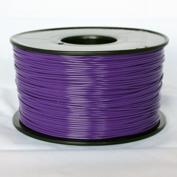 3D Printer Filament 1kg/2.2lb 1.75mm  PLA Solid Purple