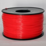 3D Printer Filament 1kg/2.2lb 1.75mm  ABS  Solid Red
