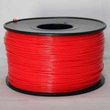 3D Printer Filament 1kg/2.2lb 1.75mm  PLA  Solid Red