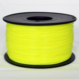 3D Printer Filament 1kg/2.2lb 1.75mm   ABS  Solid Yellow