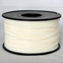 3D Printer Filament 1kg/2.2lb 3mm  PLA  White