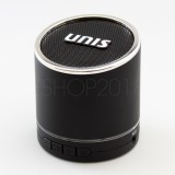 Wireless Portable Bluetooth Mini HiFi Speaker Boombox for iPhone Samsung iPad-Black