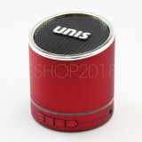 Wireless Portable Bluetooth Mini HiFi Speaker Boombox for iPhone Samsung iPad- Red